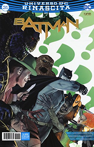 Batman 144 (31 Rinascita)