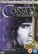 Conan the Barbarian by Arnold Schwarzenegger
