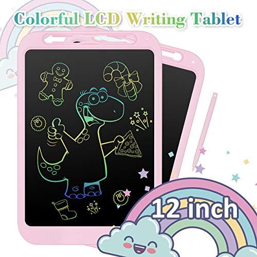 NEXGADGET Tableta de Escritura LCD 12 Pulgadas Pantalla Colorida Tableta...