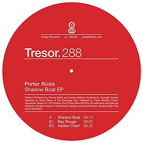 Shadow Boat (Vinyl)