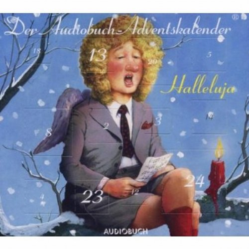 Halleluja. Der Audiobuch-Adventskalender Titelbild
