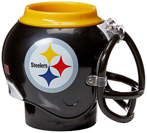 "FanMug Tasse mit Motiv ""Dallas Cowboys"", Mehrfarbig, Pittsburgh Steelers, Various"