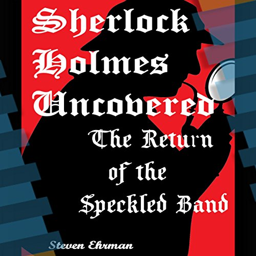 The Return of the Speckled Band audiobook cover art