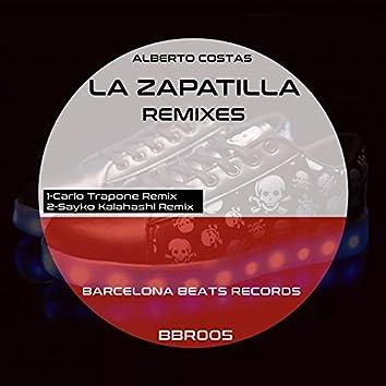 La Zapatilla Remixes
