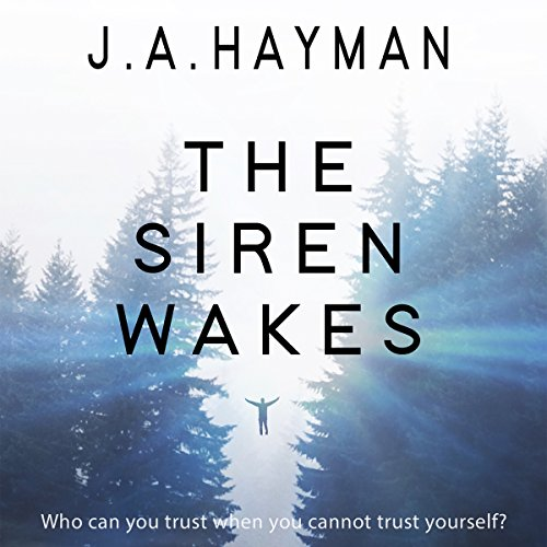 The Siren Wakes audiobook cover art