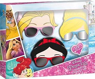 Disney Princesses Set 3Lunettes Soleil Multicolore (Kids wd20011)