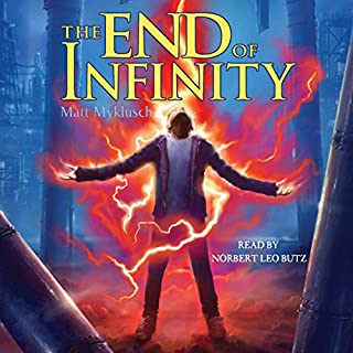 The End of Infinity audiobook cover art