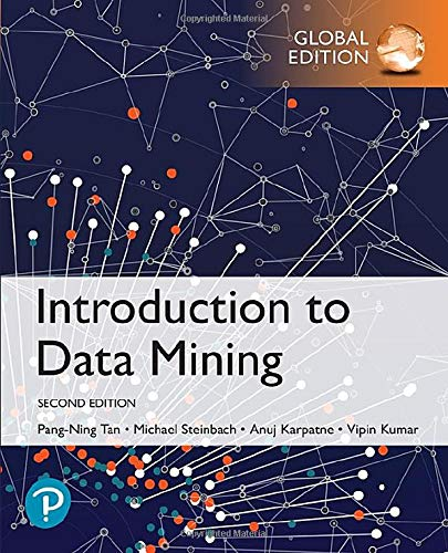 Tan, P: Introduction to Data Mining, Global Edition