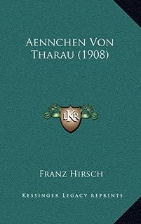 Aennchen Von Tharau (1908)