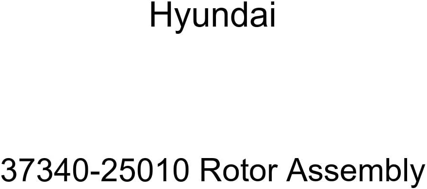 Genuine Hyundai 37340-25010 Online limited product Assembly Rotor Limited time cheap sale