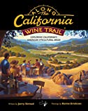 Along the California Wine Trail - Updated Edition, Coffee Table Book