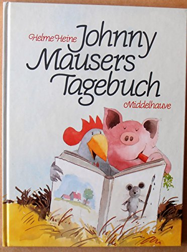 Johnny Mausers Tagebuch, Mini-Bilderbuch m. Beanie 'Johnny Mauser'