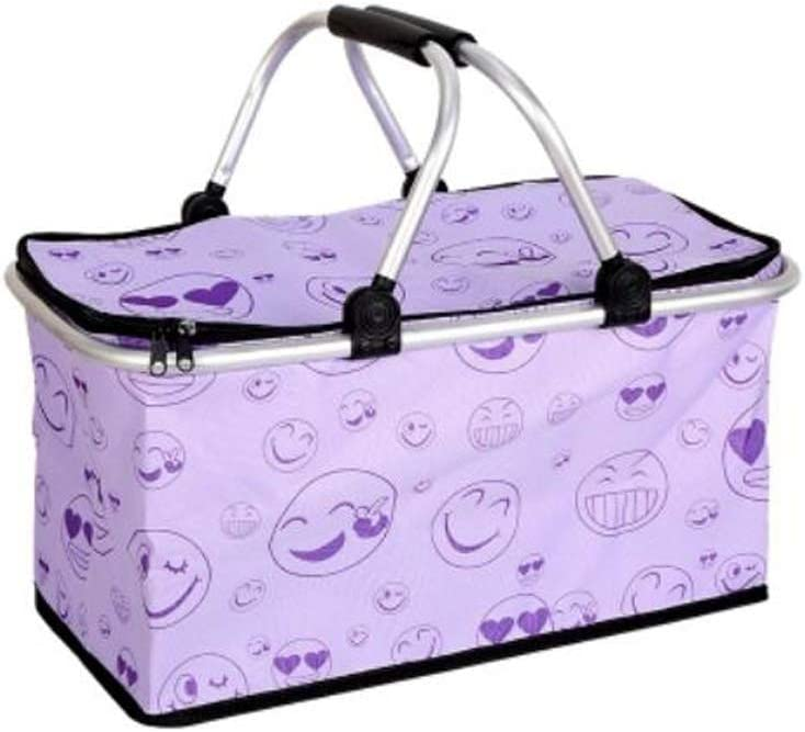 PIAOLING Outdoor Large Max 70% OFF Capacity B Insulated Picnic Memphis Mall Basket