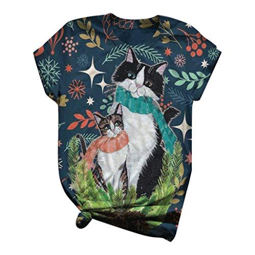 Sommermode Sale Pitashe Damen Tops Damen Criss Cross Bunt 3D Print Racerback Sport Weste Cami Top T-Shirt Frauen Bluse Tunika Hemd Pullover Pulli Womens Oversize Blouse Tee Sweatshirts