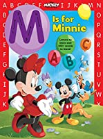 M Is for Minnie (Touch and Trace)