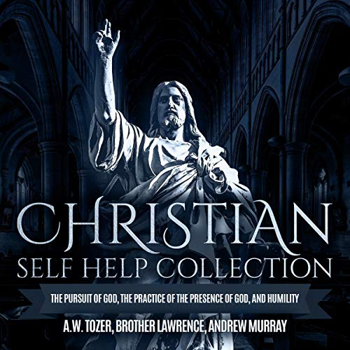 Christian Self Help Collection audiobook cover art