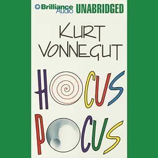Hocus Pocus audiobook cover art