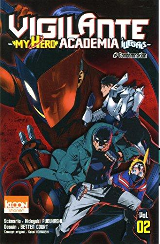 Vigilante - My Hero Academia Illegals T02 (2)