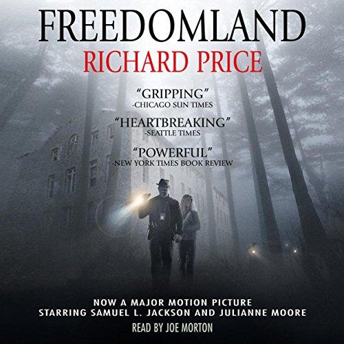 Freedomland audiobook cover art