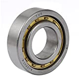ELECTROPRIME NJ205 Cylindrical Roller Wheel Bearing 25mmx52mmx15mm
