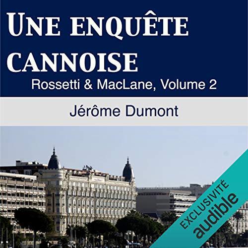 Une Enquête Cannoise cover art