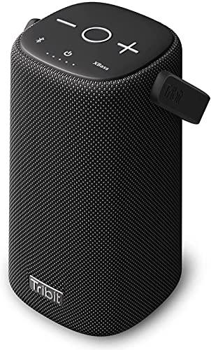 Bluetooth Lautsprecher Tribit StormBox Pro,tragbarer Bluetooth-Lautsprecher mit HiFi 360° Soundqualität,2.1 Audiosystem mit integriertem Subwoofer,24 Stunden Akkulaufzeit,IP67 wasserdicht