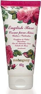 Mahogany - Creme para as Mãos English Rose 60g Mahogany
