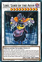 Yu-Gi-Oh! - Loki, Lord of The Aesir - LEHD-ENB31 - Common - 1st Edition - Legendary Hero Decks - Aesir Deck