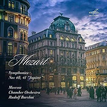 "Mozart: Symphonies Nos. 40, 41 ""Jupiter"""