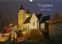 Vogtland - Impressionen (Wandkalender 2022 DIN A3 quer): Ein Querschnitt des Vogtlandes im Wandel der Jahreszeiten. (Monatskalender, 14 Seiten )