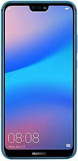 Huawei Nova 3e Dual SIM - 64GB, 4GB RAM, 4G LTE, Klein Blue