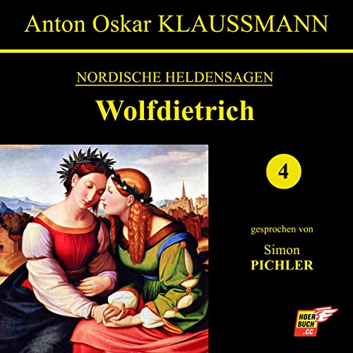 Wolfdietrich audiobook cover art