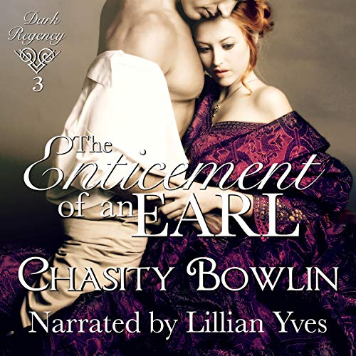 The Enticement of an Earl audiobook cover art