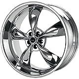 American Racing Custom Wheels AR605 Torq Thrust M Triple Chrome Plated Wheel (17x7.5'/5x114.3mm, +45mm offset)