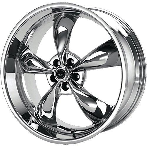 American Racing Torq Thrust M Wheel with Chrome Finish (18x8'/5x4.5')