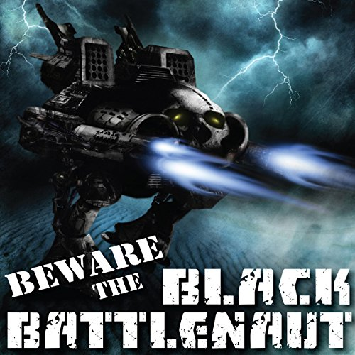 Beware the Black Battlenaut audiobook cover art