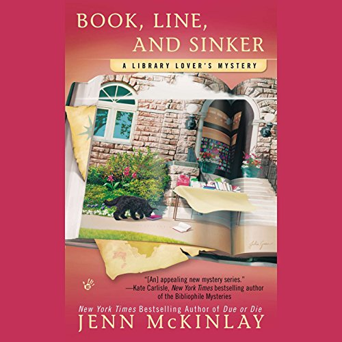 Book, Line, and Sinker audiobook cover art