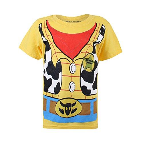 Disney Pixar speelgoed verhaal Woody kostuum T-Shirt