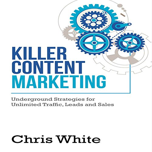 Killer Content Marketing audiobook cover art