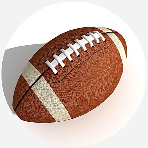 CISL Tortenaufleger Tortenfoto Aufleger Foto Bild Football rund ca. 20 cm *NEU*OVP*