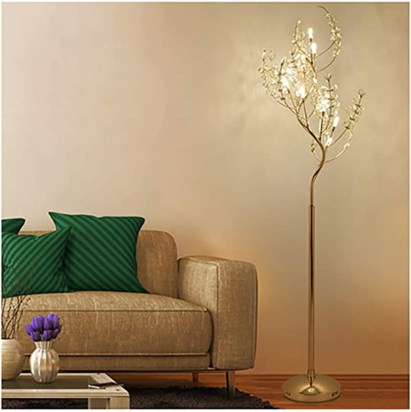Ho Ney Floor Lamp Brushed Steel Lamp Oil Rubbed Bronze Fixture Uplight Lamp Black White Incandescent Lamp Reading Torchiere