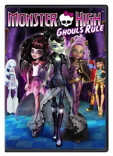 Monster High: Ghouls Rule [DVD]