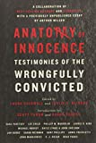 Image of Anatomy of Innocence: Testimonies of the Wrongfully Convicted