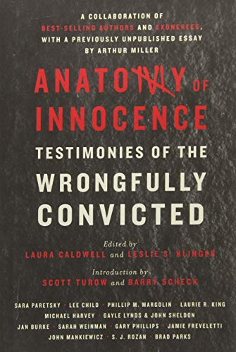 Image of Anatomy of Innocence: Testimonies of the Wrongfully Convicted