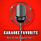 Black Dog (Karaoke Version) [Originally Performed By Led Zeppelin]