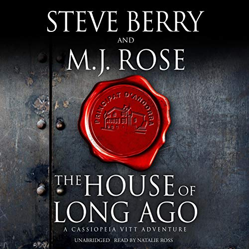 The House of Long Ago  By  cover art