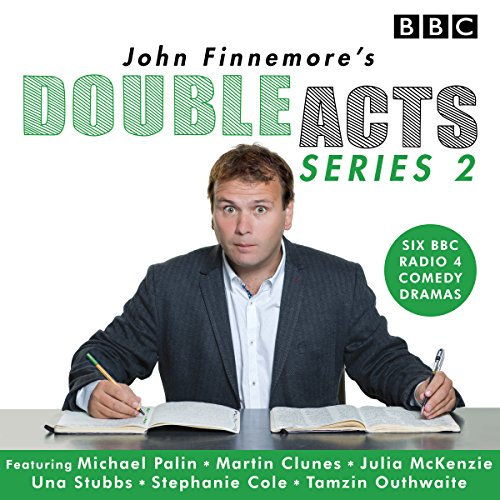 John Finnemore's Double Acts: Series 2 audiobook cover art