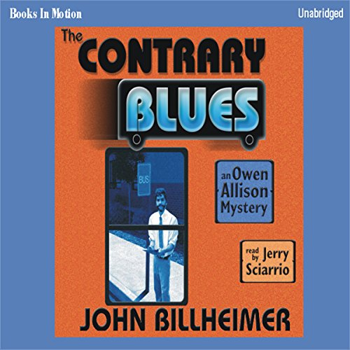 Contrary Blues audiobook cover art