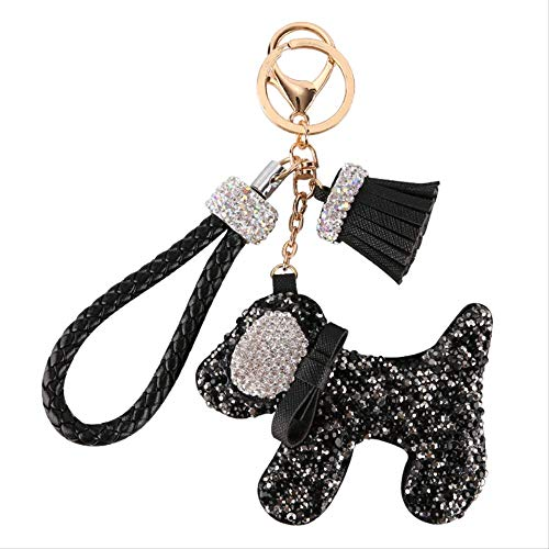 Joule Car Key Pendant Creative Puppy Keychain Lady Cute Car Key Chain