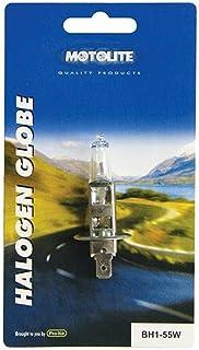 Motolite BH1-55W H1 55W Halogen Globe in Blister Pack